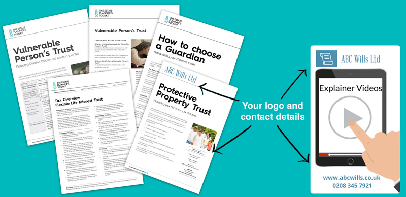 Estate-Planners-Toolkit-Your-Logo-Your-Contact-Details