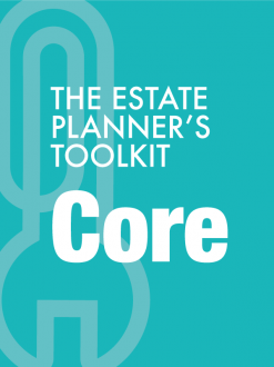 Core ToolKit – White Labelled Will Writing Resources