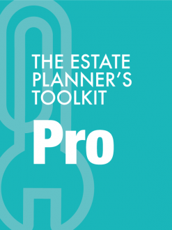 Pro Toolkit – White Labelled Will Writers Explainer Leaflets